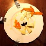 自家製チーズ