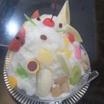 スペシャル白熊(天文館むじゃき)