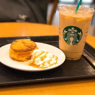 バターミルクビスケット(スターバックス・コーヒー 金山駅南口店 )