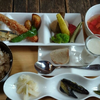森の定食(創造の森・農園レストラン)