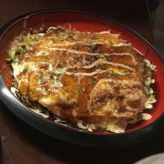 たこ玉焼きキャベツ(みなと屋)