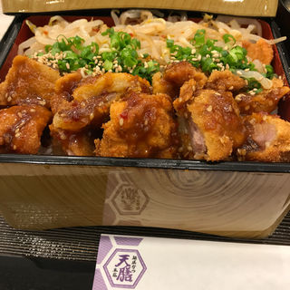 純けいかつ丼(熟成かつ 天膳本店)