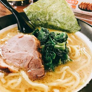 太麺(百麺 中目黒 (ぱいめん))