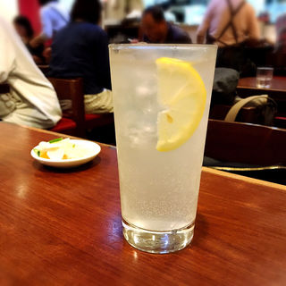 レモンサワー(高伸)