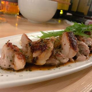 チキンステーキ(85cafe(ハコカフェ))