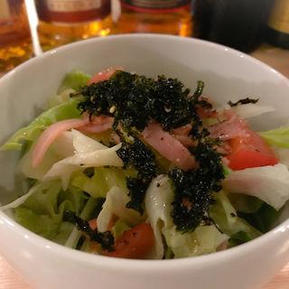 本日のサラダ(85cafe(ハコカフェ))