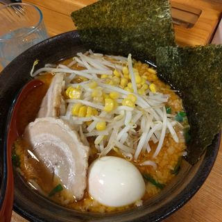 特製みそラーメン(麺酒坊 林 )