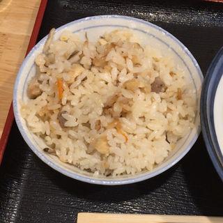 かやくご飯(讃く)