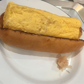 出汁巻き卵ドッグ(デリファシャス)