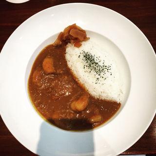 エビのマンゴーカレー(京橋千疋屋 アトレ恵比寿店 (キョウバシセンビキヤ))