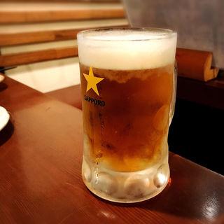 エビス生ビール(まいどてっぺん )