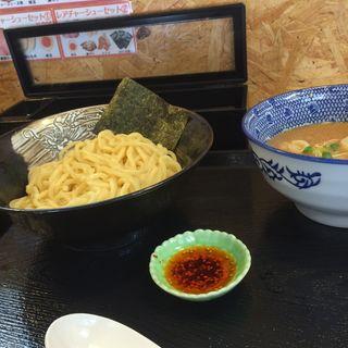 つけ麺(麺屋 頂 中川會 曳舟店 )