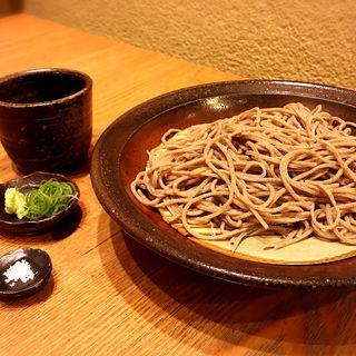 玄挽田舎蕎麦(蕎や 月心 (つきごころ))