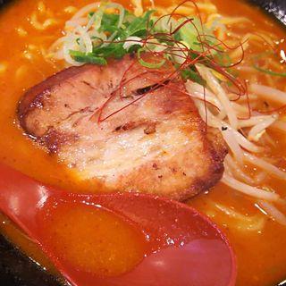 辛味噌ラーメン(國丸 )