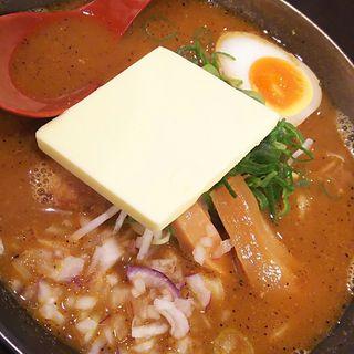 金の炙り味噌ラーメン(國丸 )