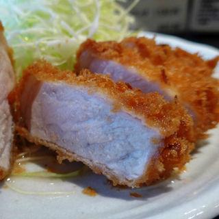 ロースカツ定食(たいよう )