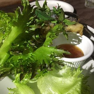 サローコース(サラダ)(日比谷茶廊)