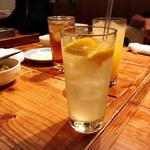 まるごと生レモンサワー
