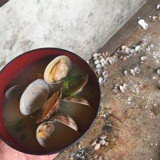 あさりの味噌汁(大吉 (だいきち))