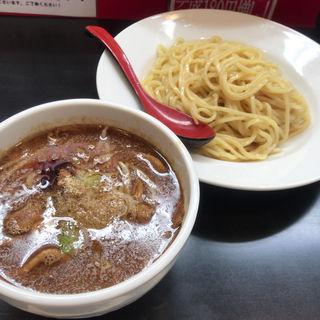胡麻味噌つけ麺(つけ麺坊主)