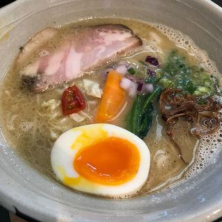 鶏白湯(ORiBE)