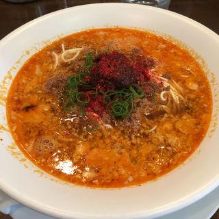 麻辣担々麺 (鳴龍 (NAKIRYU))