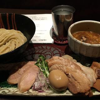 特製つけ麺(繁田 (シゲタ))