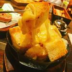 ラクレット パンのみ(カフェ&バー チーズ (CAFE & BAR CHEESE))