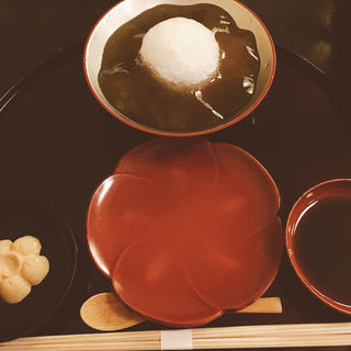 本わらび餅(ぎおん徳屋 )