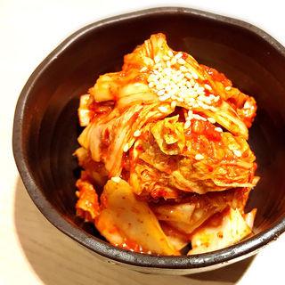 キムチ(肉いち)