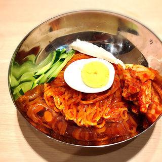 ビビン麺(肉いち)