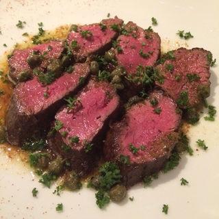 牛ハラミのステーキ(クラゲストア )