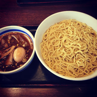 全部入りつけ麺(特大)(郡山大勝軒 )