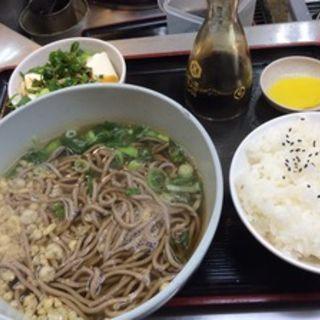 定食(松屋うどん )