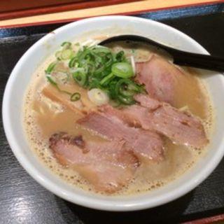 濃厚鶏ラーメン(麺屋 もり )