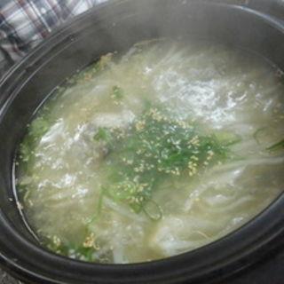 テールスープ(萩之茶屋鶴一 浪速筋店 )