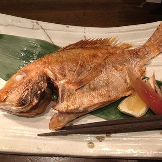 蓮子鯛(魚米 新宿店)