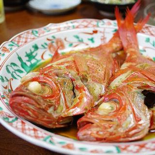 金目鯛煮付け(舟勝 (ふなかつ))