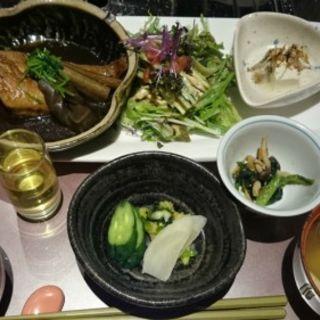 煮魚定食(梅木さんちの台所 )