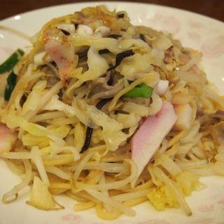 皿うどん(中国名菜京華園)