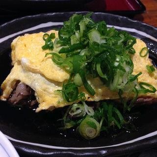 肉巻き玉子定食(DININGあじと )