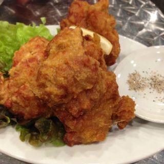 鶏の唐揚げ(小)(まる徳ラーメン 石津店 )