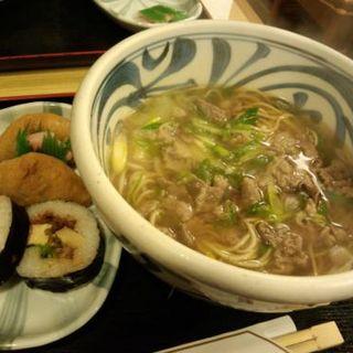 肉そば(天一更科 (テンイチサラシナ))