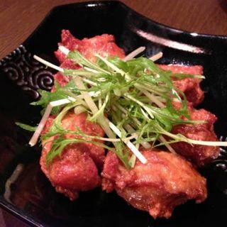 鶏唐揚げ(ユーリンチー)(炭々 (タンタン))