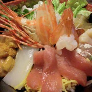 海鮮丼(池田屋 )