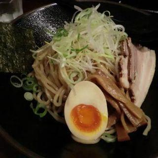 濃厚魚介スープつけ麺(らーめん麺閣 )