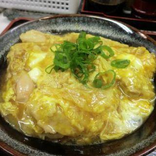 ミニ親子丼(麺くい やまちゃん)