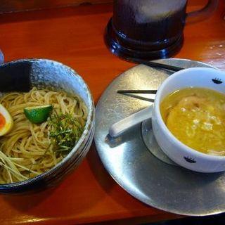 つけ麺【柚子白湯】(味玉子トッピング)(ラーメンニッコウ (la-men NIKKOU))
