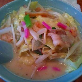 ちゃんぽん炒飯(浜浪 )