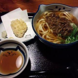 大阪甘辛肉うどん(のらや 鳳本店 (のらや))